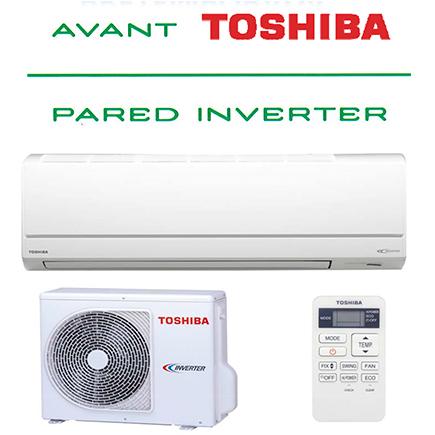 Aire acondicionado Toshiba