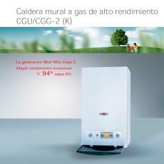 calderas de gas individuales