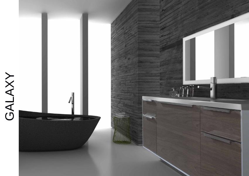 Muebles de baño Galaxy