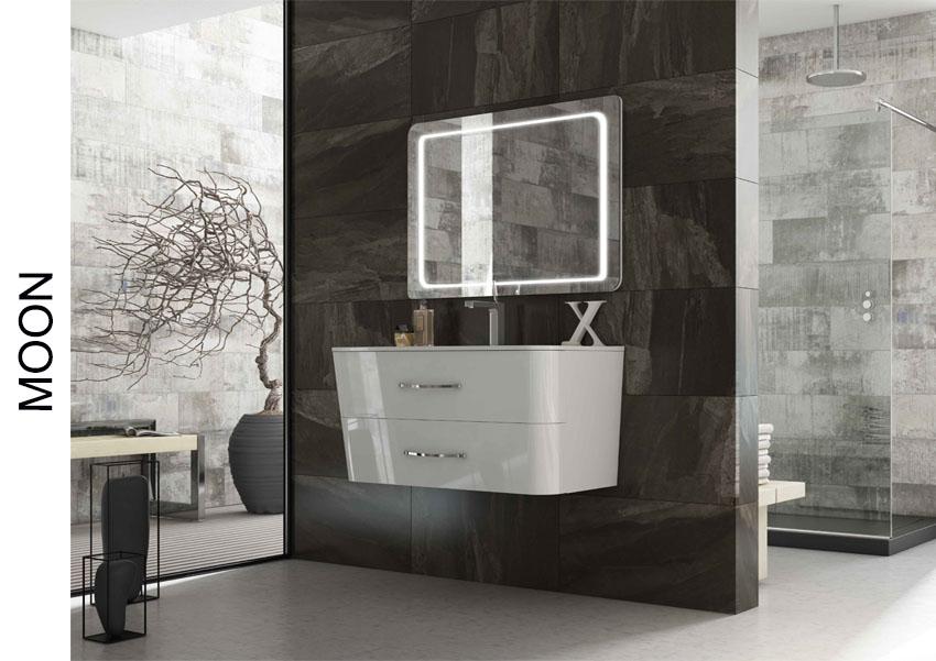 Muebles de baño moon