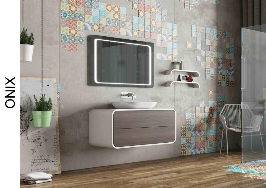 Muebles de baño onix
