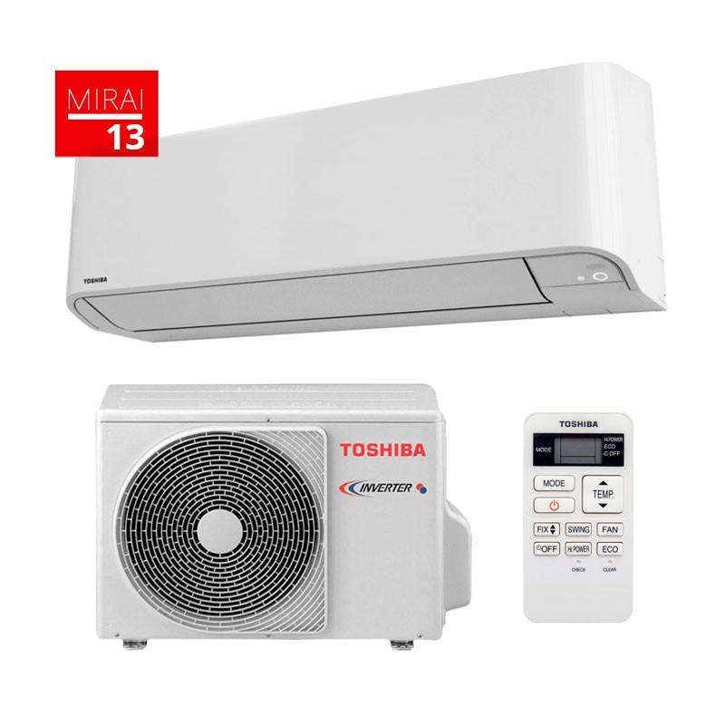 Aire acondicionado Toshiba MIRAI 13