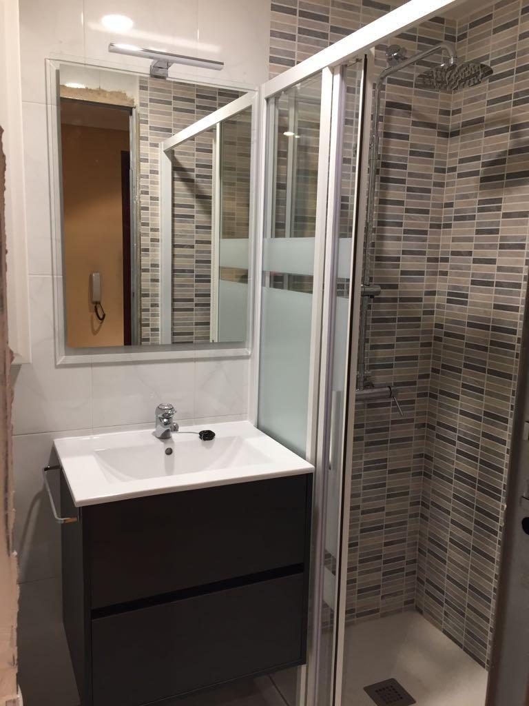 cambio mueble de baño