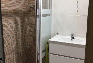colocación de mueble de baño